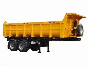 Type U Semi-trailer